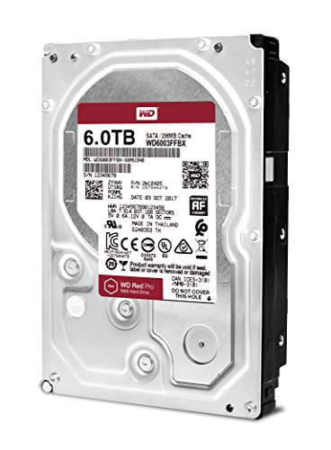 Western Digital   6TB HDD  | 7180378559430