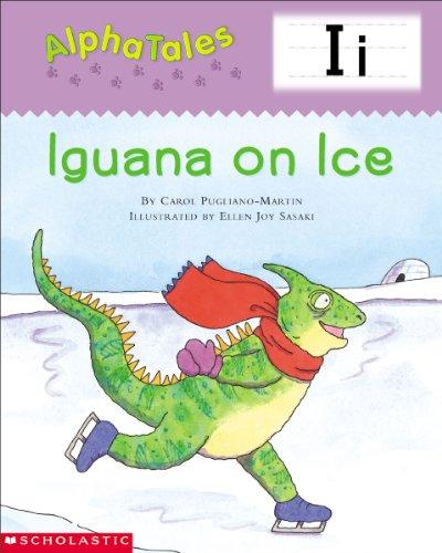 AlphaTales: I: Iguana on Ice (Alpha Tales)