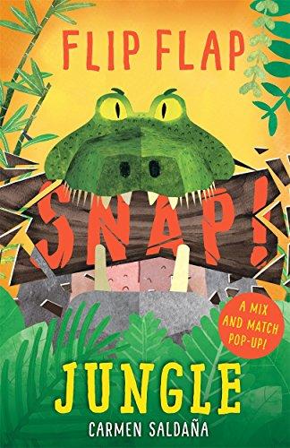 Flip Flap Snap: Jungle Cut Snap