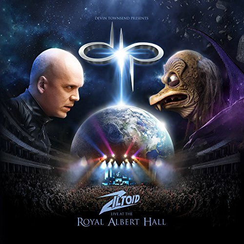 Devin Townsend Presents: Ziltoid Live At The Royal Albert Hall by Devin Townsend Project (2015-05-04)