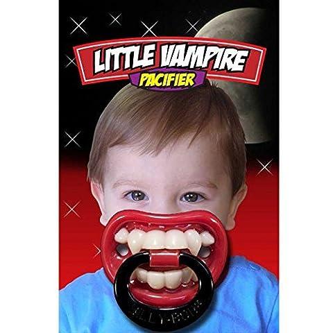 Little Vampire Billy-Bob Schnuller (Familie Halloween-kostüme Mit Baby)
