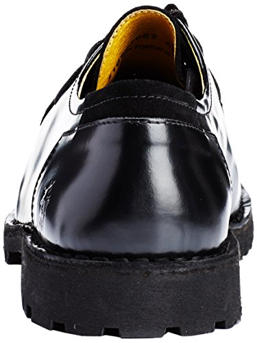 FLY London Herren Nabo907fly Derby Schwarz (Black/Black 002)