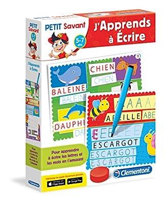 Clementoni - 52170-Apprends à écrire-Jeu éducatif