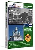 Finnisch-Businesskurs mit Langzeitgedächtnis-Lernmethode von Sprachenlernen24.de: Lernstufen B2+C1....