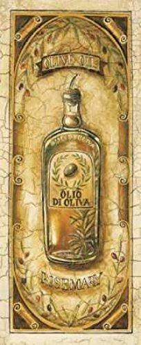 The Poster Corp Gregory Gorham - Olive Oil - Rosemary Kunstdruck (60,96 x 121,92 cm) Gorham Olive