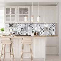 Amazon.it: piastrelle adesive cucina: Casa e cucina