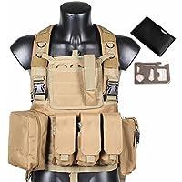Bekleidung & Schutzausrüstung Funsport Dummy Platte Medium Strike Face für Westen Airsoft Paintball Schaumstoff Einlage