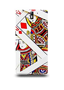Oneplus One Cover,Oneplus One Case,Oneplus One Back Cover,Cards Oneplus One Mobile Cover By The Shopmetro-14148