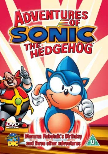The Adventures Of Sonic The Hedgehog - Momma Robotnik's Birthday And Three Other Stories