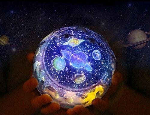 Kitlit Sternenhimmel Projektor Universum Stimmungslichter Projektor Licht Schlaf Dekoration Nachtlicht Projektor Stern Nachtlichter Projektor Nachtlampe Sternenhimmel für Kinder Schlafzimmer, Hochzeit, Geburtstag