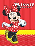 #9: Minnie Coloring Book: Coloring Book for Kids and Adults, Activity Book, Great Starter Book for Children (Coloring Book for Adults Relaxation and for Kids Ages 4-12)