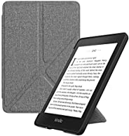 MoKo Case Replacement with Kindle Paperwhite (10th Generation, 2018 Releases), Standing Origami Slim Shell Cov