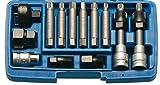 Bgs Technic Pro+ - Set Di 13 Punte Per Alternatori Da 1/5.1 cm
