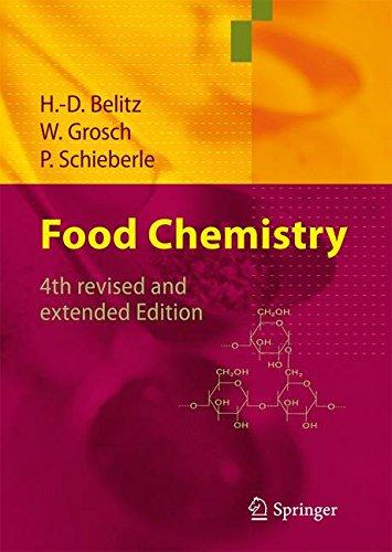 Food Chemistry por H.-D. Belitz