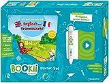 BOOKii Starterset Wie heißt das denn auf Englisch und Französisch? Buch + Hörstift: Über 350 Wörter in drei Sprachen, Lieder in Deutsch, Englisch und Französisch