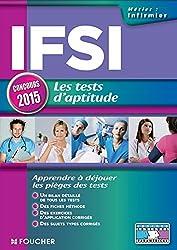 IFSI Les tests d'aptitude - Concours 2015 - Nº39 (Concours Paramédical)