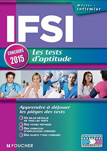 IFSI Les tests d'aptitude - Concours 2015 - Nº39 par Valérie Beal