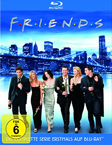 Friends - Die komplette Serie (20 Blu-rays) (+Bonus Blu-ray)