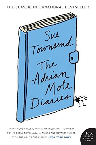 The Adrian Mole Diaries: The Secret Diary of Adrian Mole, Aged 13 3/4/The Growing Pains of Adrian Mole (P.S.) por Sue Townsend