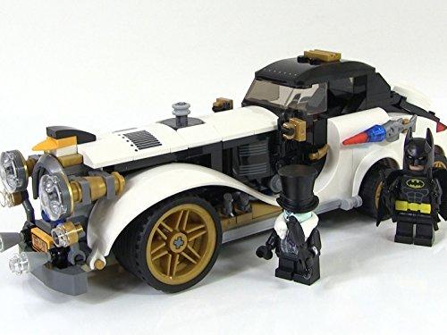 Review: The Penguin Arctic Roller Set Review (Lego Arctic Batman)