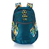 Wildcraft Wiki Daypack Polyester 36 liters Green Laptop Bag (8903338048770)