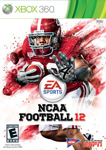 Football 12 Ncaa (NCAA Football 12 - Xbox 360 by Electronic Arts)