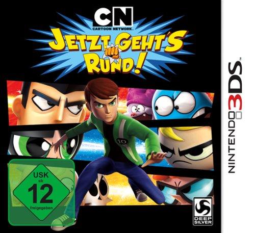 Cartoon Network: Jetzt Geht's Rund! [Edizione: Germania]