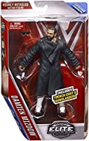 Includes Trench Coat & Sunglasses Accessories!, Elite Style Figures feature added articulation!, Collect all of your favorite WWE Superstars!