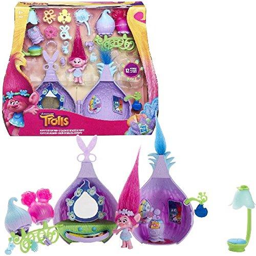 TROLLS Kit salón de belleza de Poppy