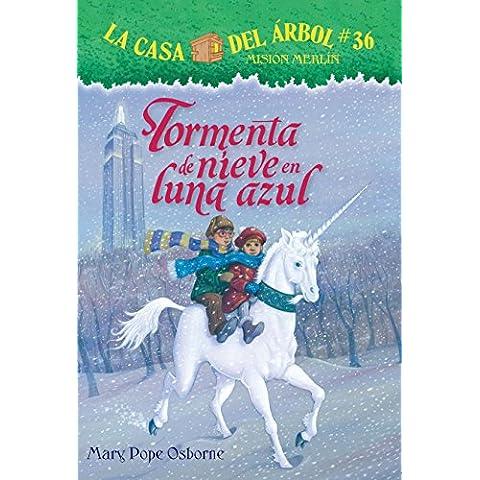 SPA-TORMENTA DE NIEVE EN LUNA