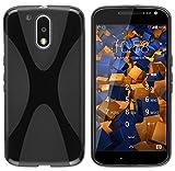 mumbi X-TPU Schutzhülle für Motorola Moto G4 / G4 Plus Hülle
