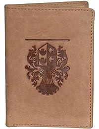 Style98 Leather ATM Credit Card Holder Cum Pocket Money Wallet For Boys,Girls,Men & Women