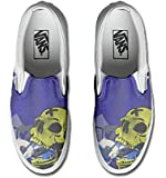 Vans shoes personalized Unisex (Handicraft Product) Skull