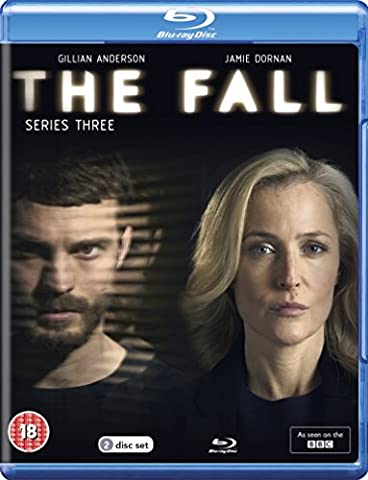 The Fall - Series 3 [Blu-ray] UK-Import, Sprache-Englisch