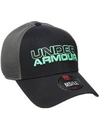 Under Armour Men's Ua Curved Brim Cap