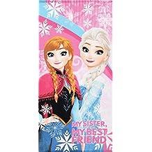 Reine des Neiges Frozen – Toalla de baño – toalla de playa Disney ...