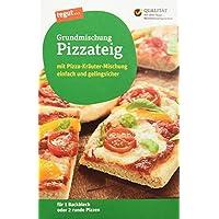 Tegut Pizzateig Backmischung, 368 g