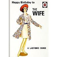 "Ladybird Books for Grown-Ups""The Wife"" Birthday Card"
