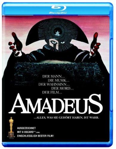 Amadeus [Blu-ray] [Director's Cut]