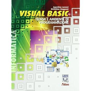 Visual Basic. Teoria E Ambiente Di Programmazione. Per Gli Ist. Tecnici. Con Espansione Online