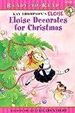 Eloise Decorates for Christmas (Eloise Books)