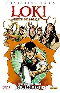 Loki. Agente De Asgard 2. No Se Mentir par AL EWING