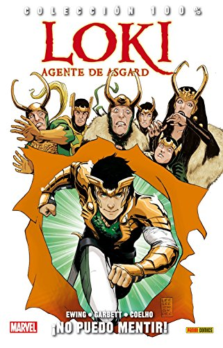 Loki. Agente De Asgard 2. No Se Mentir (100% marvel)