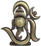 SR Collection WV001RCA0088 Lord Om Ganesha Idol for Car