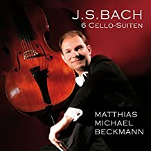 6 Cello Suiten