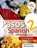 Pasos 2 CD Complete Pack 3ed An Intermediate Course in Spanish