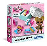 Clementoni - 15268 - Art & Craft - LOL - Fabulous Rings