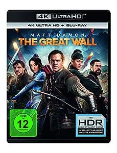 The Great Wall  (4K Ultra HD) (+ Blu-ray)