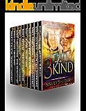 Three Of A Kind: A 10 Book Paranormal Menage Romance Box Set