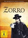 Zorro - Die komplette zweite Staffel [7 DVDs]